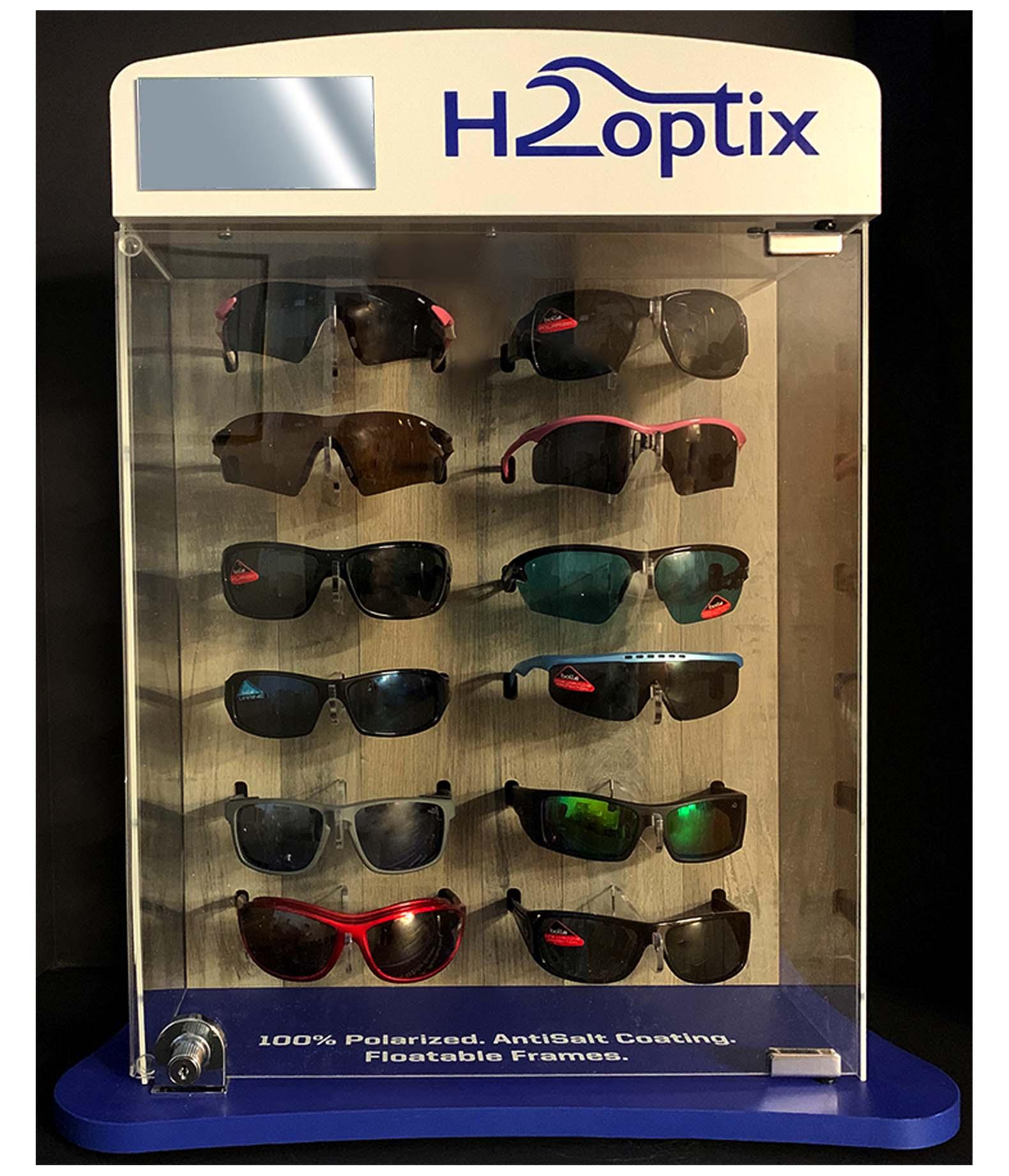 Product Merchandising - H2optix