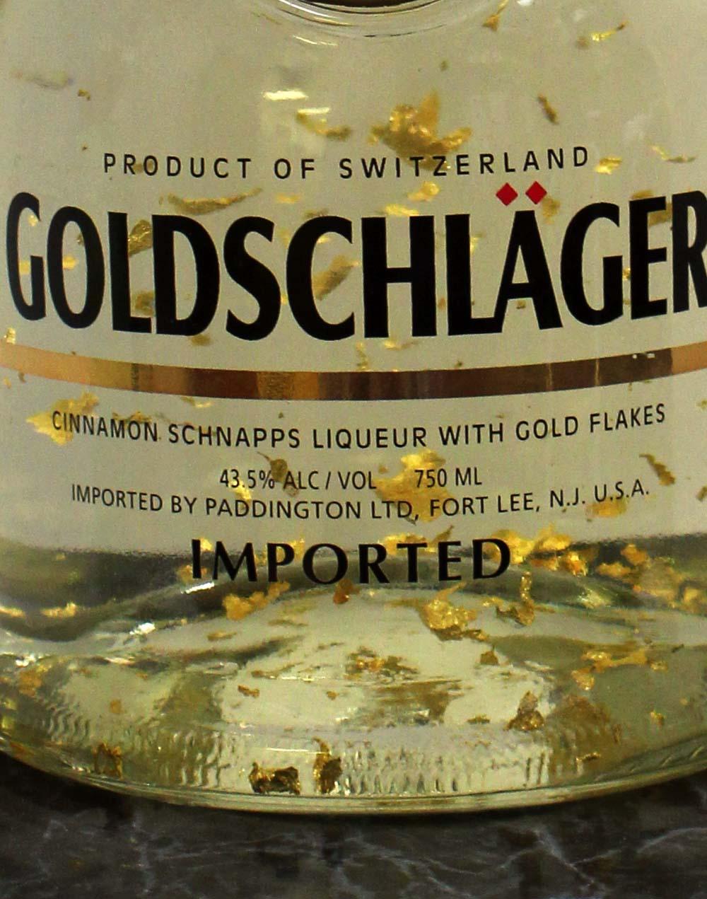 Bar Item - Spinning Gold