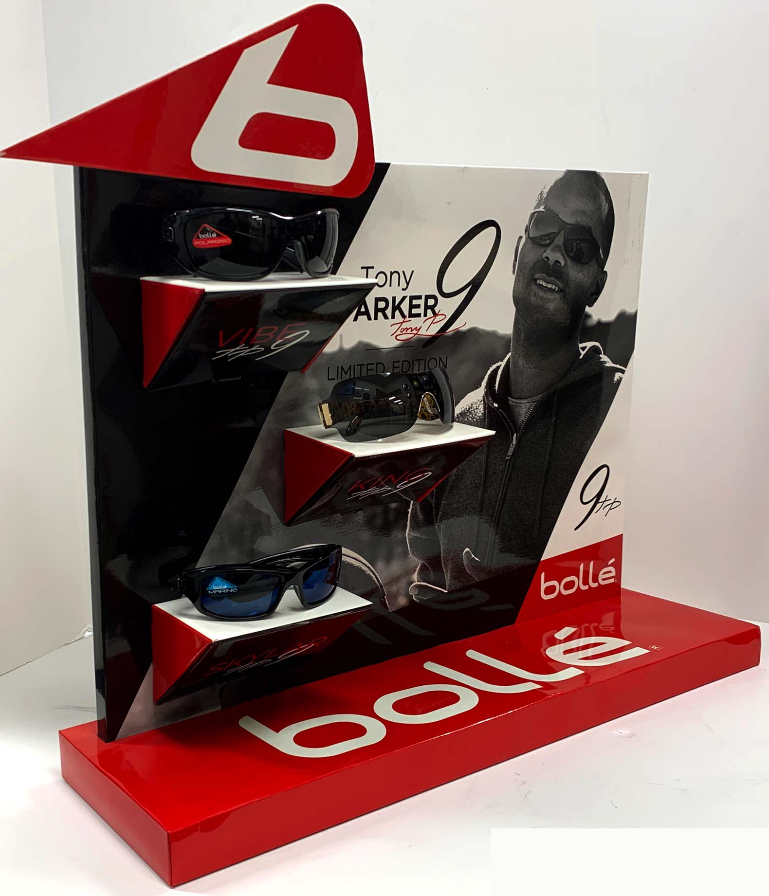 Counter Display - Bolle