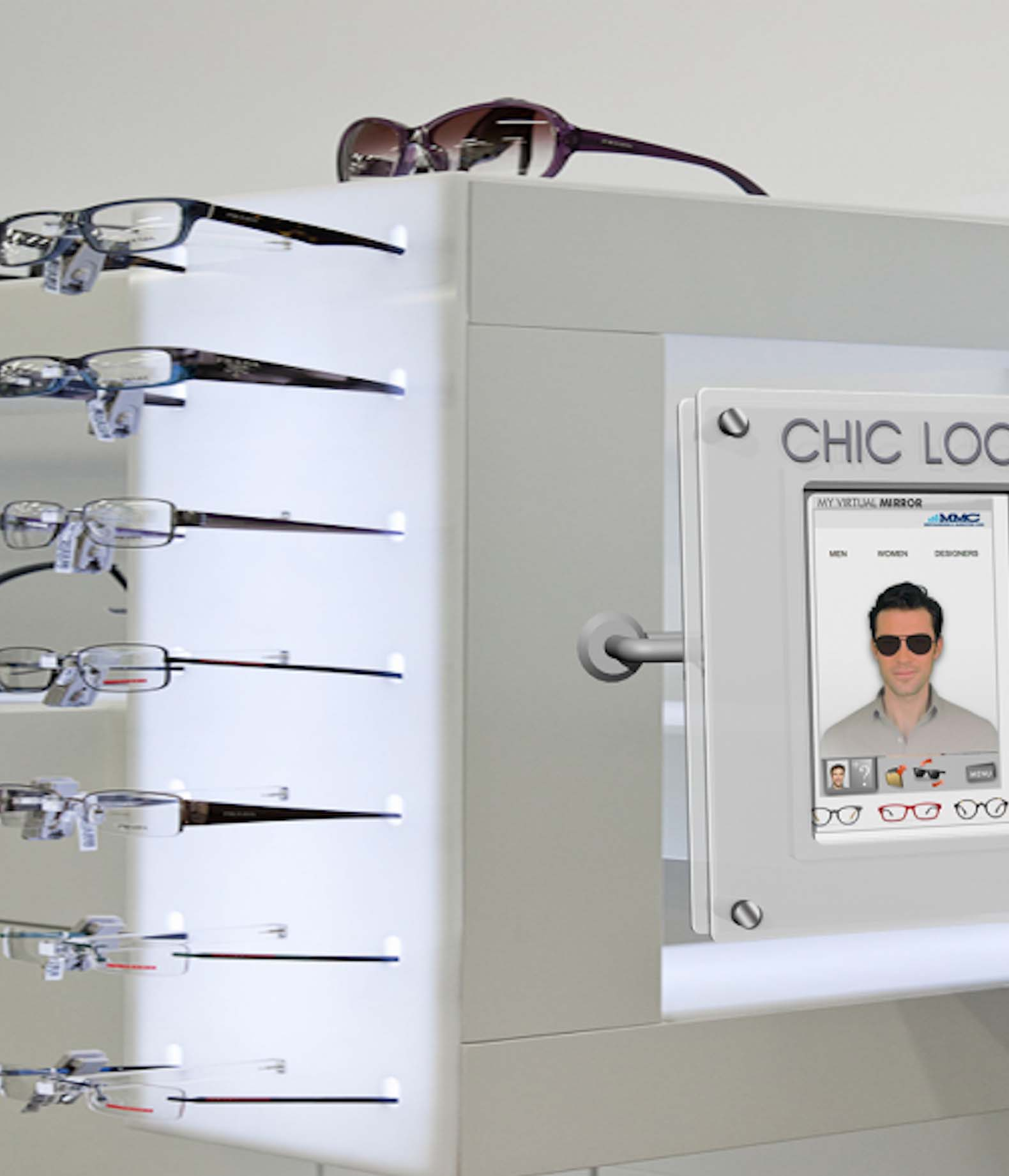 Product Merchandising Chic Look