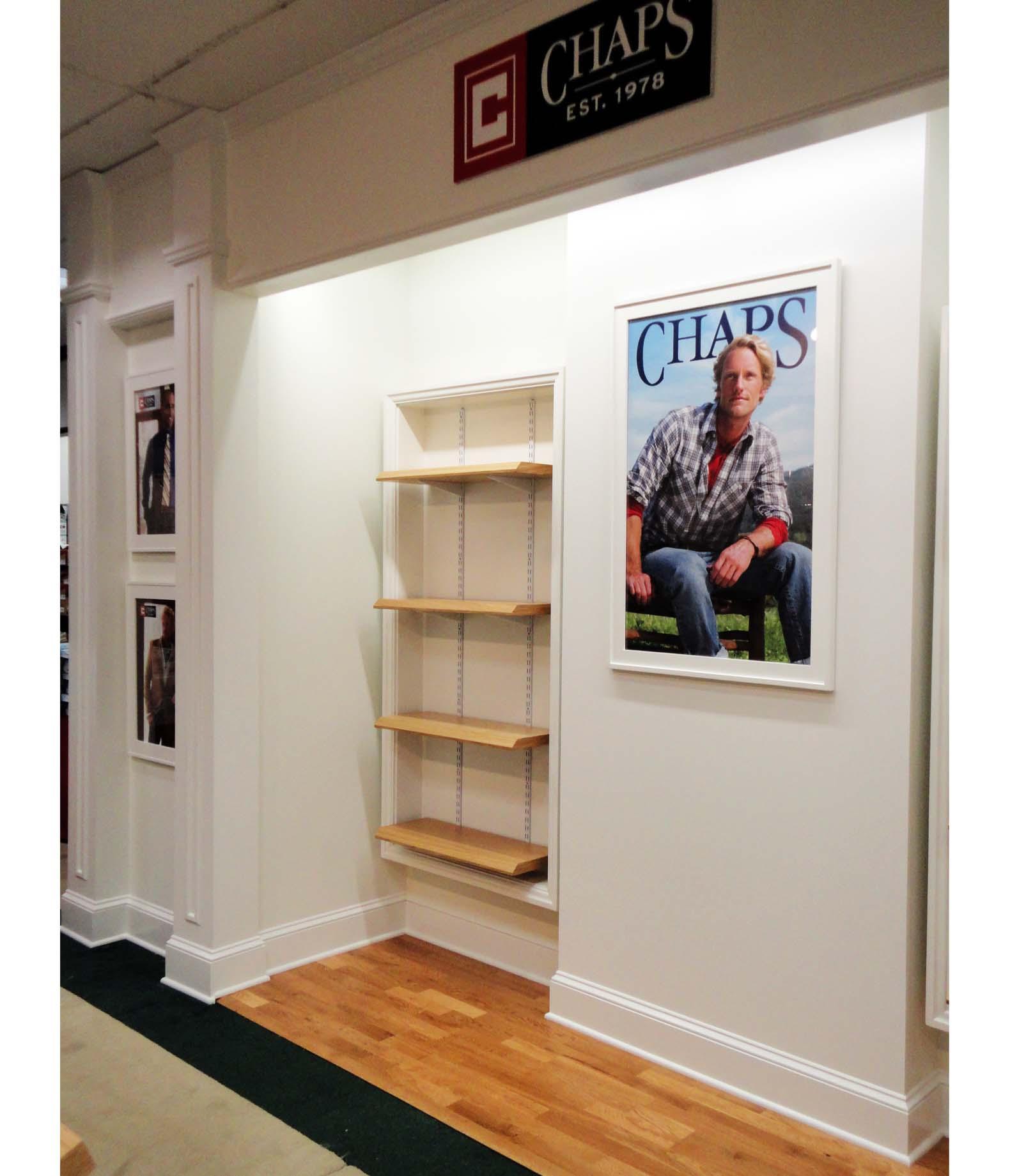 Retail - Shop-in-Shop for Chaps Shoes